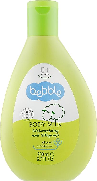 Детское молочко для тела - Bebble Body Milk