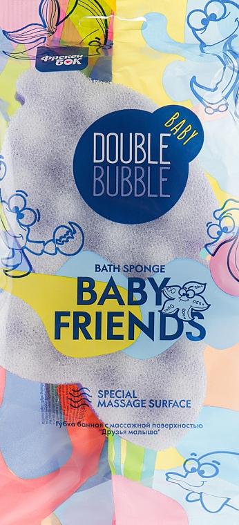 """Губка банная """"Baby Friends"""", заец - Фрекен Бок"""
