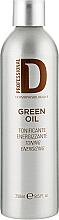 Парфумерія, косметика Антивікова масажна олія - Dermophisiologique Green Oil