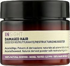 Духи, Парфюмерия, косметика Бустер для поврежденных волос - Insight Damaged Hair Restructurizing Booster