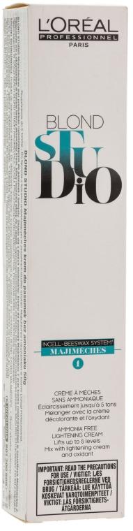Крем для мелирования - L'Oreal Professionnel Majimeches 1 Amonnia Free Higlightening Cream