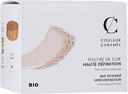 Духи, Парфюмерия, косметика Минеральная полупрозрачная рассыпчатая пудра - Couleur Caramel High Definition Silk Powder