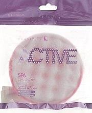 Духи, Парфюмерия, косметика Губка для душа, розовая - Suavipiel Active Spa Sponge