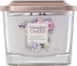 Духи, Парфюмерия, косметика Ароматическая свеча на подставке - Yankee Candle Elevation Passionflower