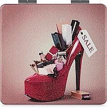 Духи, Парфюмерия, косметика Зеркало косметическое квадратное, Sale - Lily Cosmetics