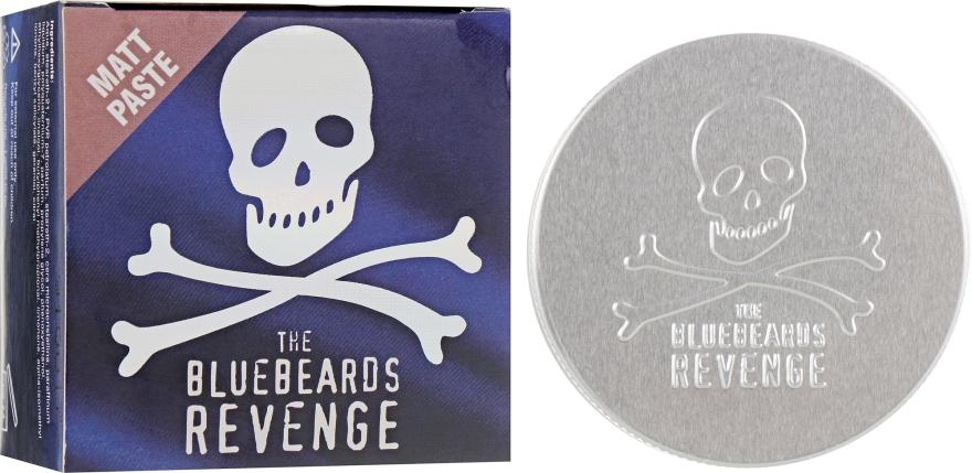 Матирующая паста для укладки волос - The Bluebeards Revenge Matt Paste