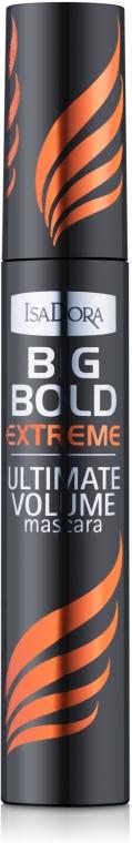 Тушь для ресниц - IsaDora Big Bold Extreme Mascara