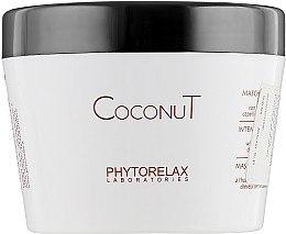 Духи, Парфюмерия, косметика Увлажняющий интенсивная маска - Phytorelax Laboratories Coconut oil hair care