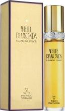 Духи, Парфюмерия, косметика Elizabeth Taylor White Diamonds - Туалетная вода (тестер с крышечкой)