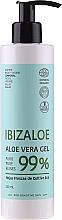 Духи, Парфюмерия, косметика Гель для тела - Ibizaloe Pure Natural Aloe Vera Gel 99%