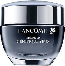 Духи, Парфюмерия, косметика Крем-активатор молодости для кожи вокруг глаз - Lancome Genifique Yeux