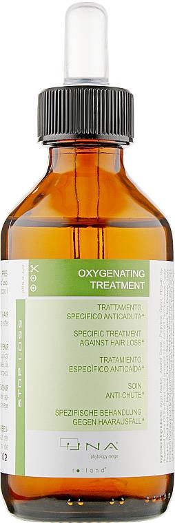 Комплекс против выпадения волос - Rolland Una Oxygenating Treatment