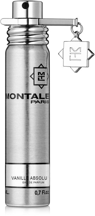 Montale Vanille Absolu Travel Edition - Парфюмированная вода