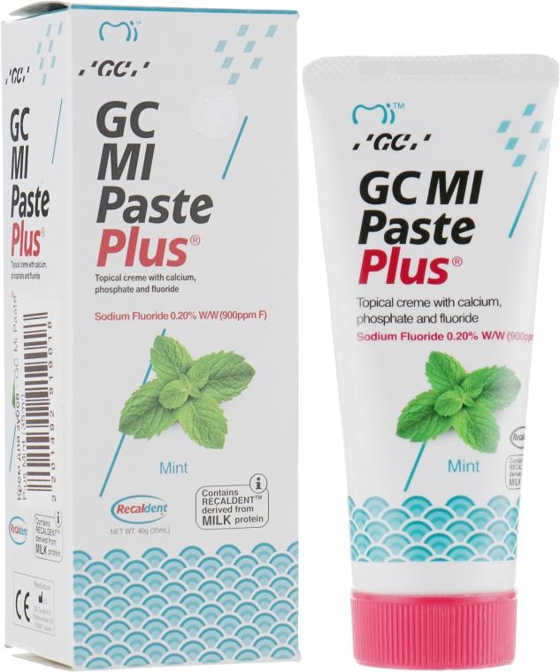 Крем для зубов - GC Mi Paste Plus Mint