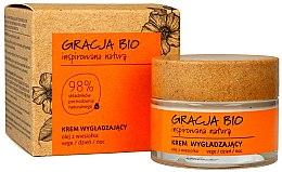 Духи, Парфюмерия, косметика Крем для лица разглаживающий с маслом примулы вечерней - Gracja Bio Face Cream
