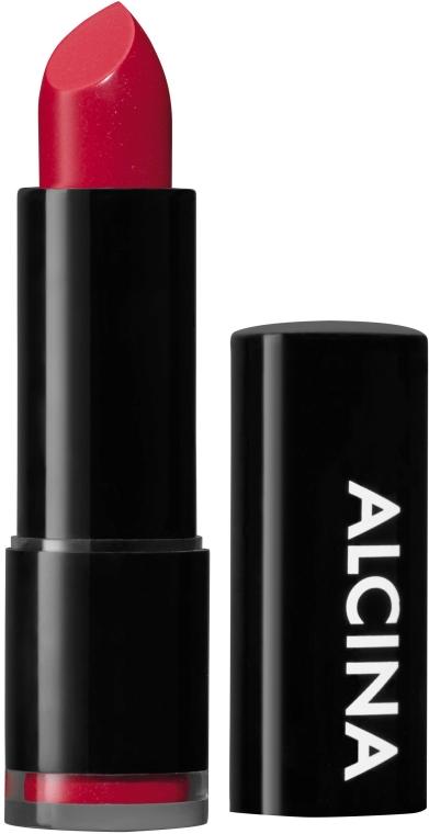 Губная помада - Alcina Shiny Lipstick