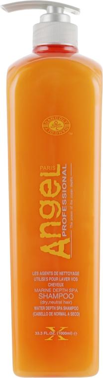 Шампунь для сухих и нормальных волос - Angel Professional Paris Shampoo for dry and Normal Hair