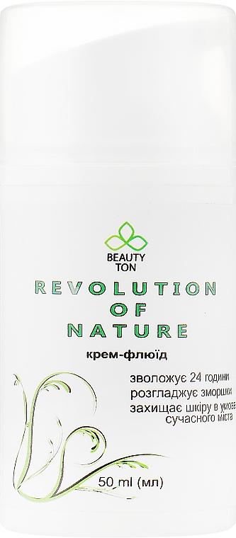 Крем-флюид для лица - Beauty TON Revolution Of Nature