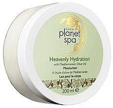 Духи, Парфюмерия, косметика Крем для тела увлажняющий - Avon Planet Spa Body Cream