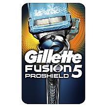 Духи, Парфюмерия, косметика Бритва с 1 сменной кассетой - Gillette Fusion Proshield Chill FlexBall