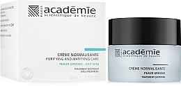 Духи, Парфюмерия, косметика Нормализующий крем для лица - Academie Creme Normalisante