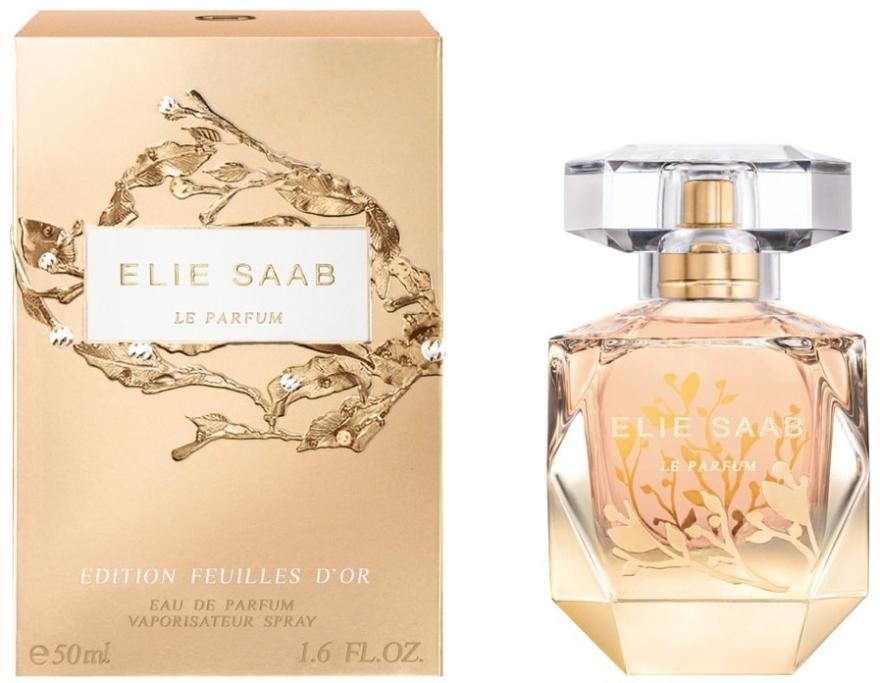 Elie Saab Le Parfum Edition Feuilles d'Or - Парфюмированная вода