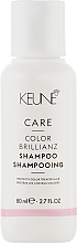 """Духи, Парфюмерия, косметика Шампунь для волос """"Яркость цвета"""" - Keune Care Color Brillianz Shampoo Travel Size"""