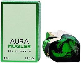 Духи, Парфюмерия, косметика Mugler Aura Mugler Eau de Parfum - Парфюмированная вода (мини)