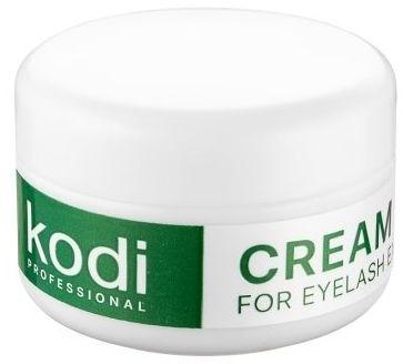 Кремовый ремувер для снятия ресниц - Kodi Professional Cream Remover Eyelashes — фото N1