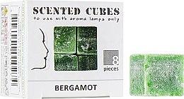 """Духи, Парфюмерия, косметика Аромакубики """"Бергамот"""" - Scented Cubes Bergamot Candle"""