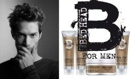 Ежедневный шампунь для мужчин - Tigi B For Men Clean Up Daily Shampoo — фото N4