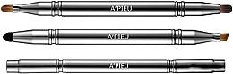 Духи, Парфюмерия, косметика Кисть для макияжа многофункциональная 4 в 1 - A'pieu Multiple 4 Way Brush