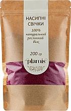 Духи, Парфюмерия, косметика Воск для насыпных свечей, темная сирень - Plamis