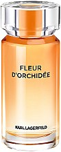 Духи, Парфюмерия, косметика Karl Lagerfeld Fleur D'Orchidee - Парфюмированная вода (тестер с крышечкой)