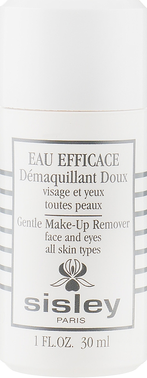 Мягкое средство для снятия макияжа - Sisley Eau Efficace Gentle Make Up Remover (тестер)