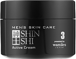 Духи, Парфюмерия, косметика Мужской крем для лица - Otome Shinshi Men's Care Active Face Cream