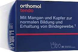 Духи, Парфюмерия, косметика Витамины гранулы + капсулы + таблетки (30 дней) - Orthomol Tendo