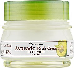 Духи, Парфюмерия, косметика Крем для лица с маслом авокадо - Skinfood Premium Avocado Rich Cream