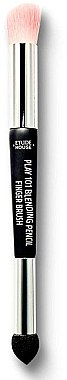 Кисть-блендинг - Etude House Play 101 Blending Pencil Finger Brush — фото N1