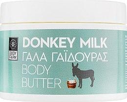 "Духи, Парфюмерия, косметика Масло для тела ""Ослиное молоко"" - Bodyfarm Donkey Milk Body Butter"