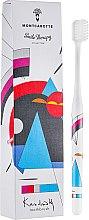 Духи, Парфюмерия, косметика Зубная щетка «Василий Кандинский», мягкая - Montcarotte Toothbrush Soft