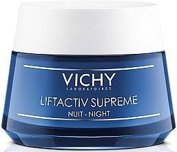 Духи, Парфюмерия, косметика Ночной уход против морщин и для упругости кожи - Vichy LiftActiv Nuit Supreme