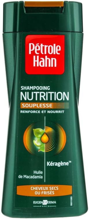 Шампунь зміцнюючий для сухого і завитого волосся - Eugene Perma Petrole Hahn Shampoo for Dry Curly Hair — фото N1