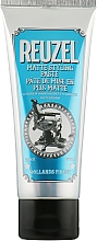 Духи, Парфюмерия, косметика Матовая паста для укладки волос - Reuzel Matte Styling Paste