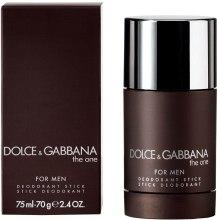 Духи, Парфюмерия, косметика Dolce&Gabbana One For Men - Дезодорант-стик