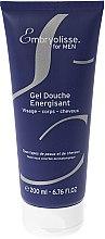 Духи, Парфюмерия, косметика Бодрящий гель для душа - Embryolisse For Men Energizing Shower Gel