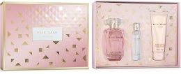 Духи, Парфюмерия, косметика Elie Saab Le Parfum Rose Couture - Набор (edt/90ml + edt/mini/10ml + b/lot/75ml)