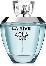 Духи, Парфюмерия, косметика La Rive Aqua Bella - Парфюмированная вода (тестер с крышечкой)