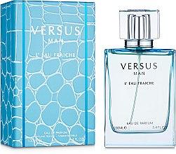Fragrance World Versus L'Eau Fraiche - Парфумована вода — фото N2