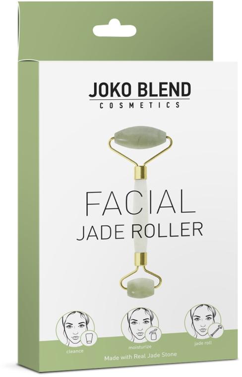 Нефритовый роллер для лица - Joko Blend Jade Roller